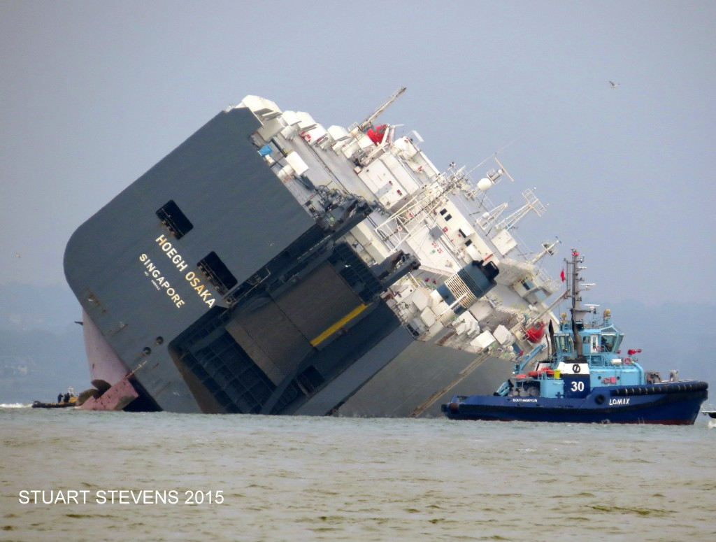 Hoegh Osaka Grounding (5)