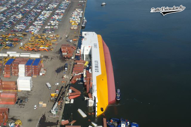 Reppublica di Genova du 8 mars 2007